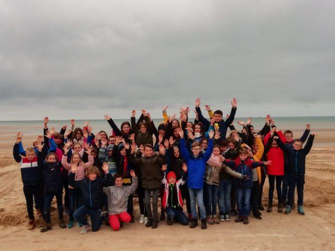 P4-P5-P6: Voyage en Normandie 21/03/2019
