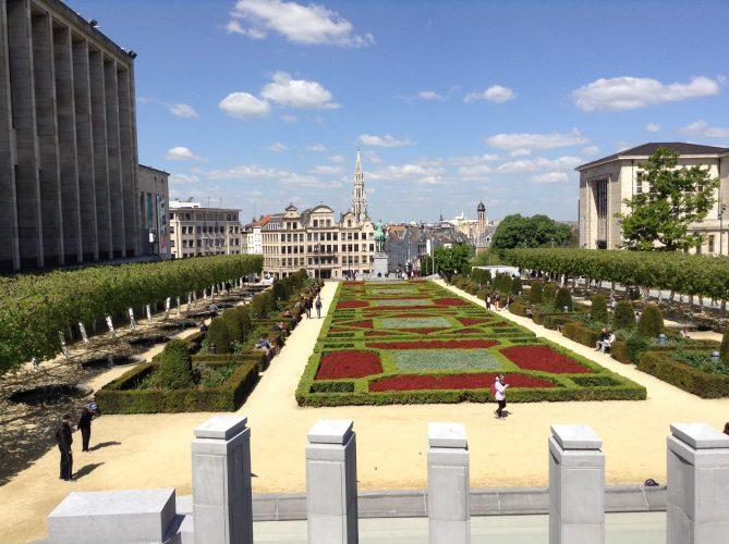 2ème jour à Bruxelles
